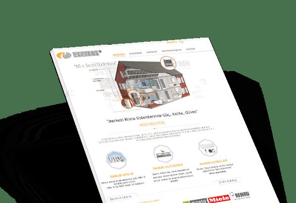 EGEMAK | Web Tasarım