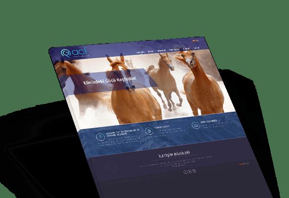 ACF MEDİKAL | Web Tasarım