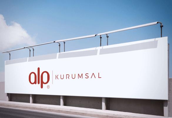 ALP KURUMSAL   Logo Tasarım