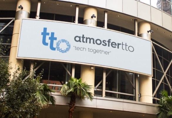 ATMOSFER TTO | Logo Tasarım