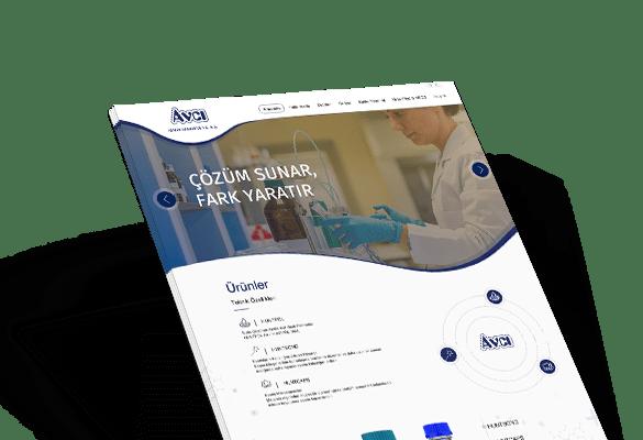AVCI KİMYA | Web Tasarım