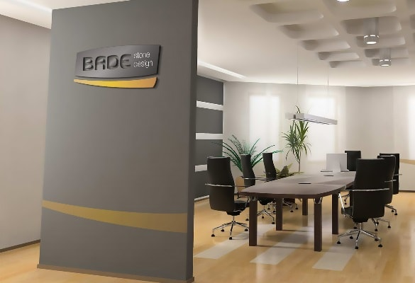 BADE STONE DESIGN | Logo Tasarım