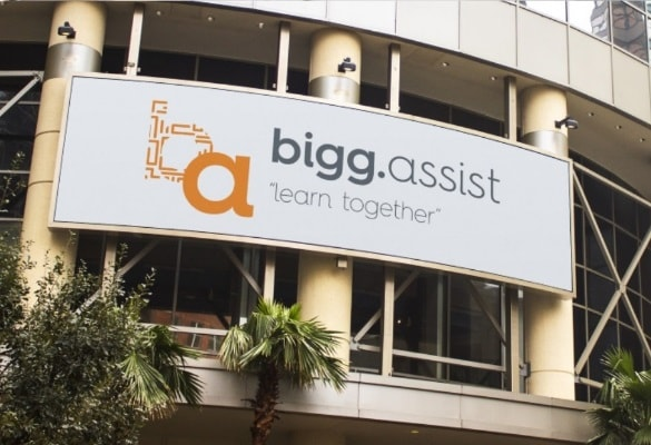 BIG.ASSIST | Logo Tasarım