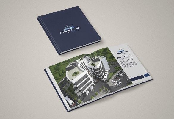 COUNTRY PLUS   Katalog Tasarımı