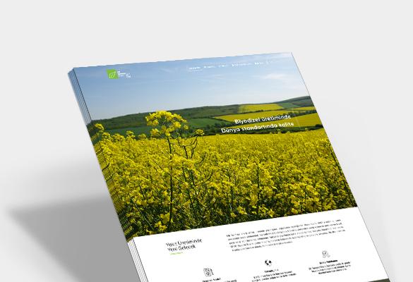 DB Tarımsal Enerji | Websitesi