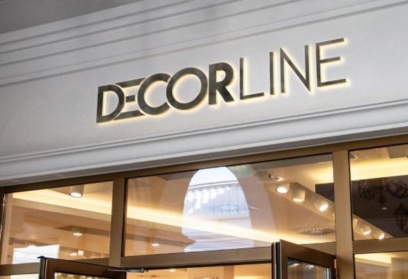 DECORLINE   Logo Tasarım