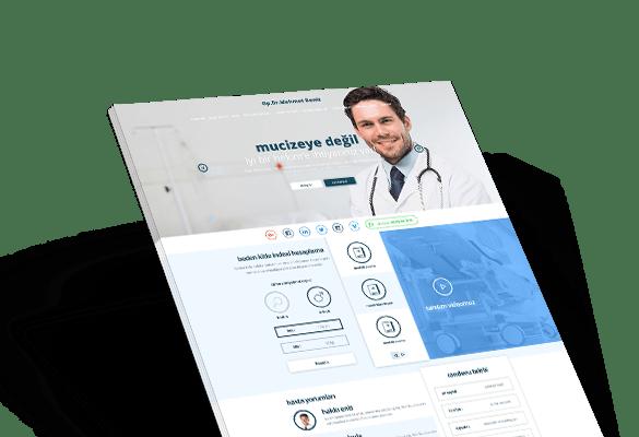 OP. DR. MEHMET DENİZ | Web Tasarım
