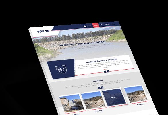 EFETAŞ | Web Tasarım
