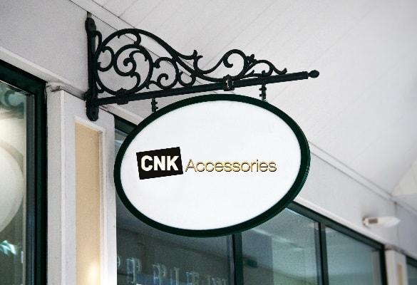 CNK ACCESSORIES | Logo Tasarım