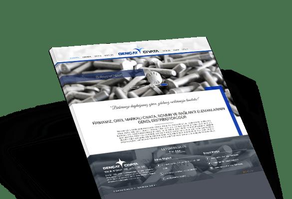 GENÇAY CIVATA | Web Tasarım