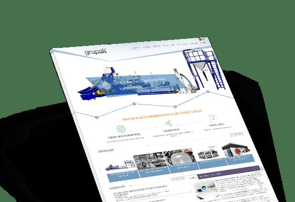 GRUPAK | Web Tasarım