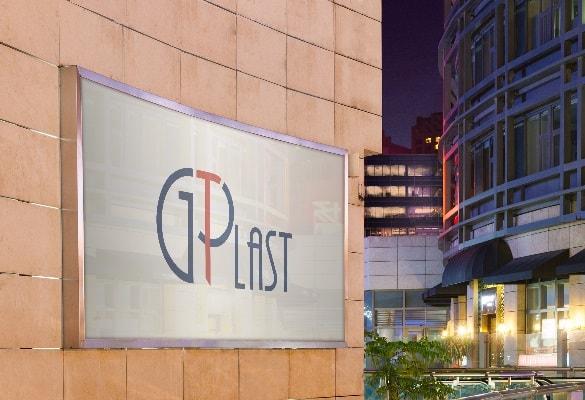 GT PLAST   Logo Tasarım
