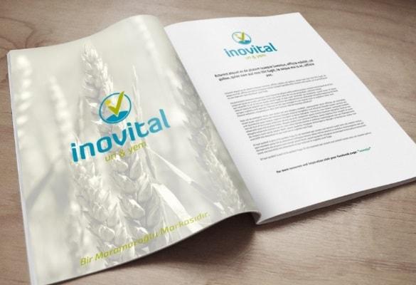 İNOVİTAL   Logo Tasarım