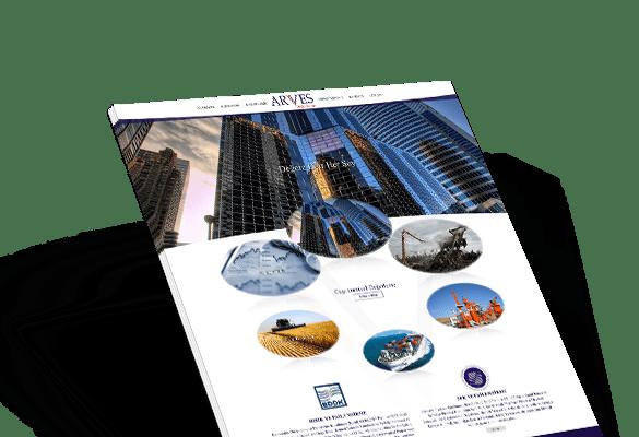 ARVES DEĞERLEME | Web Tasarım