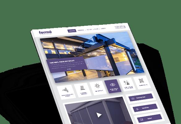 FERME | Web Tasarım