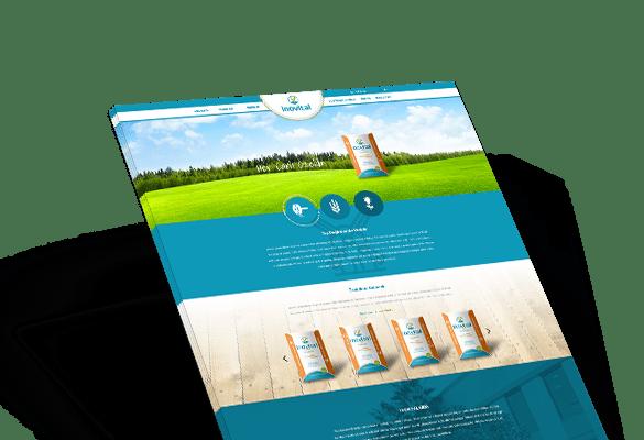 İNOVİTAL   Web Tasarım