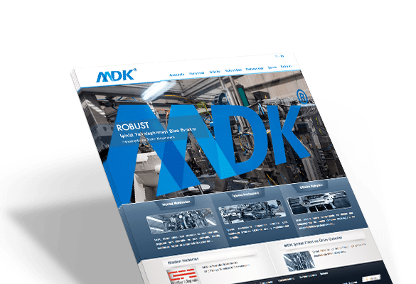 MDK | Web Tasarım
