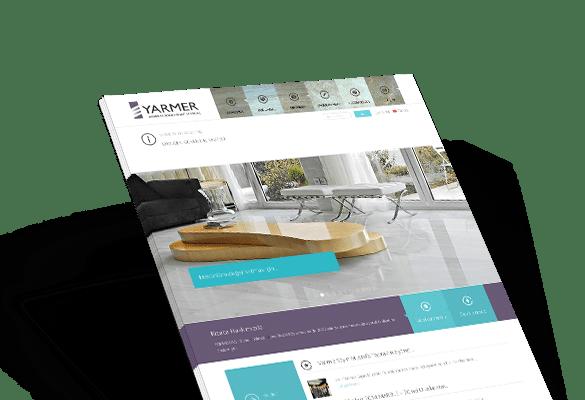 YARMER MADENCİLİK | Web Tasarım