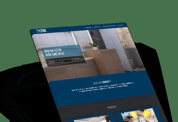 DORE YAP | Web Tasarım