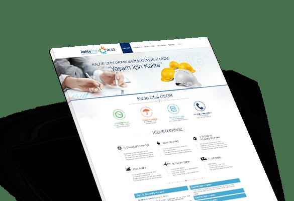 KALİTE OFİSİ OSBG | Web Tasarım