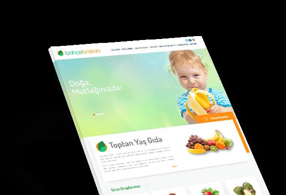 BAHÇEBOSTAN | Web Tasarım