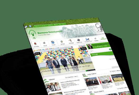 BORNOVA BELEDİYESPOR | Web Tasarım