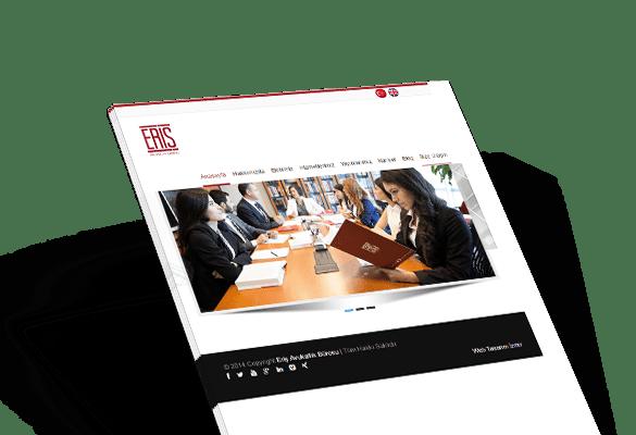 ERİŞ AVUKATLIK BÜROSU | Web Tasarım