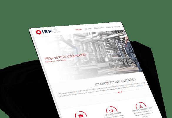 IEP | Web Tasarım