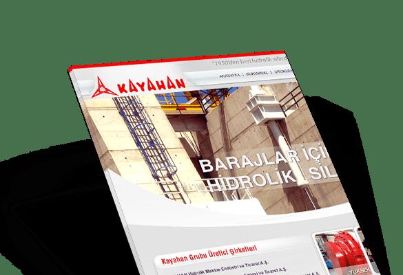 KAYAHAN GRUP | Web Tasarım