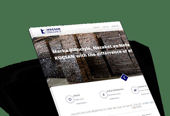 KOÇSAN | Web Tasarım