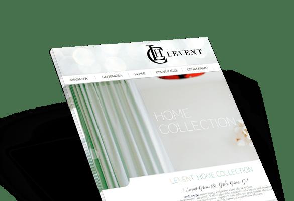 LEVENT HOME | Web Tasarım