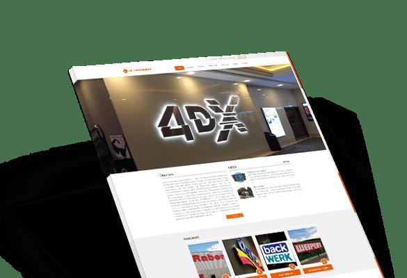 LKF LICHWERBUNG   Web Tasarım