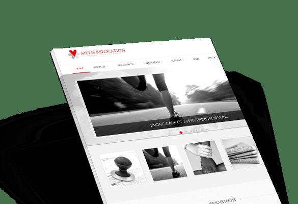 METIS RELOCATION | Web Tasarım