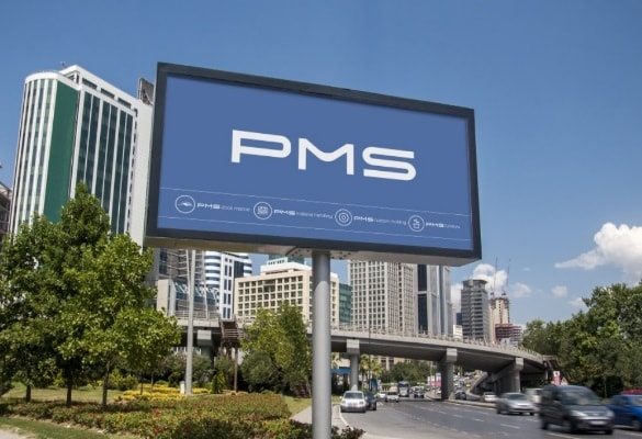 PMS | Logo Tasarım