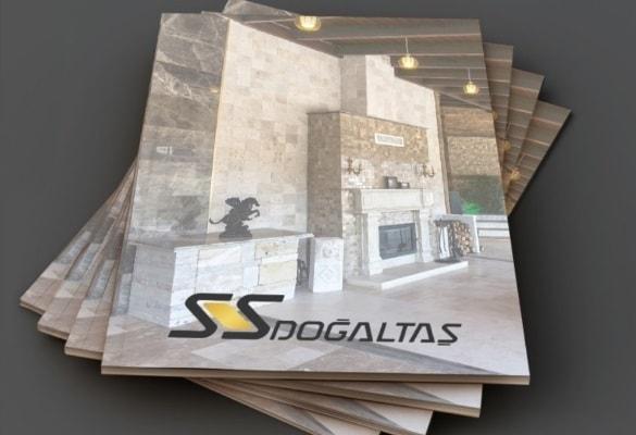 SS DOĞALTAŞ | Logo Tasarım