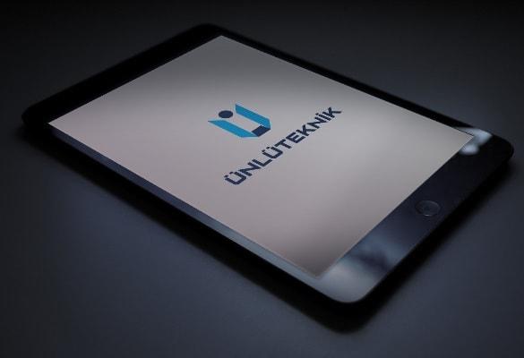ÜNLÜ TEKNİK | Logo Tasarım
