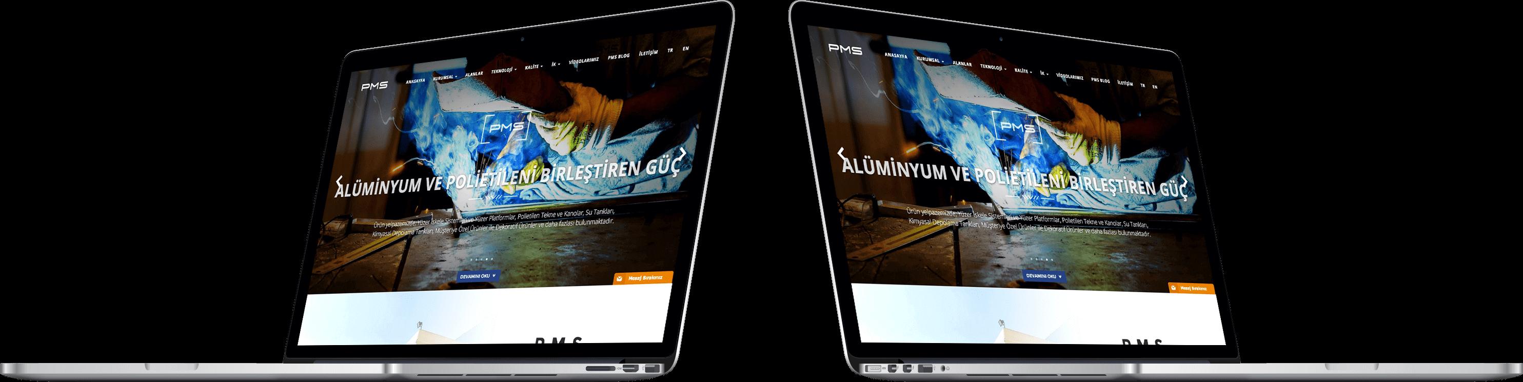 PMS | Web Tasarım
