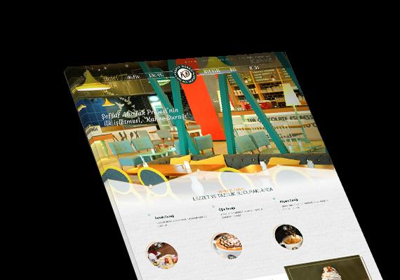 KAHVE DURAĞI | Web Tasarım