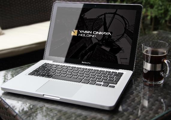 YASİN CİNKAYA HOLDİNG | Logo Tasarım